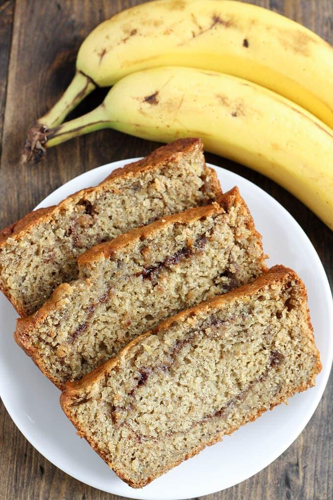 Dessert Bread Recipes Cinnamon