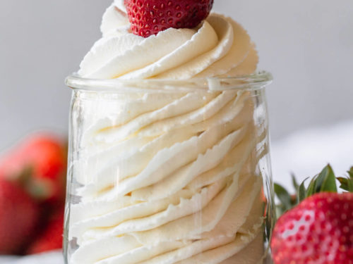 Homemade Whipped Cream Live Well Bake Often