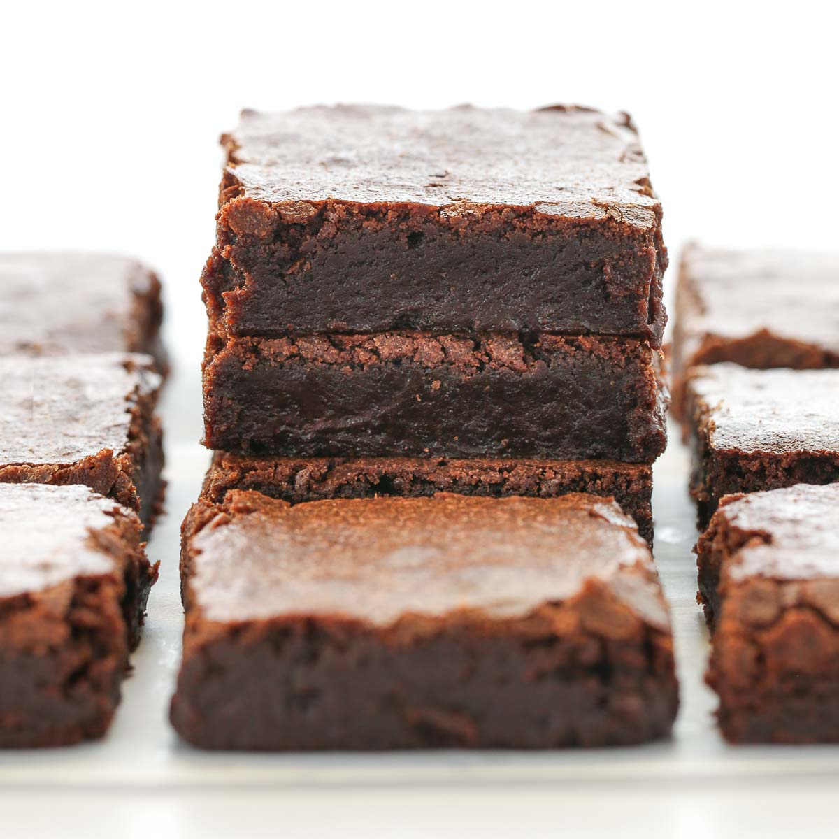 Homemade Brownies Recipe From Scratch