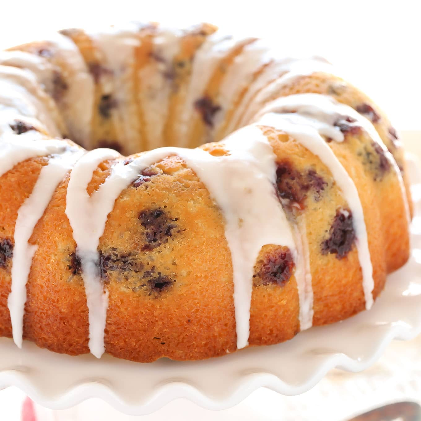 Recipe Using Lemon Cake Mix And Blueberry