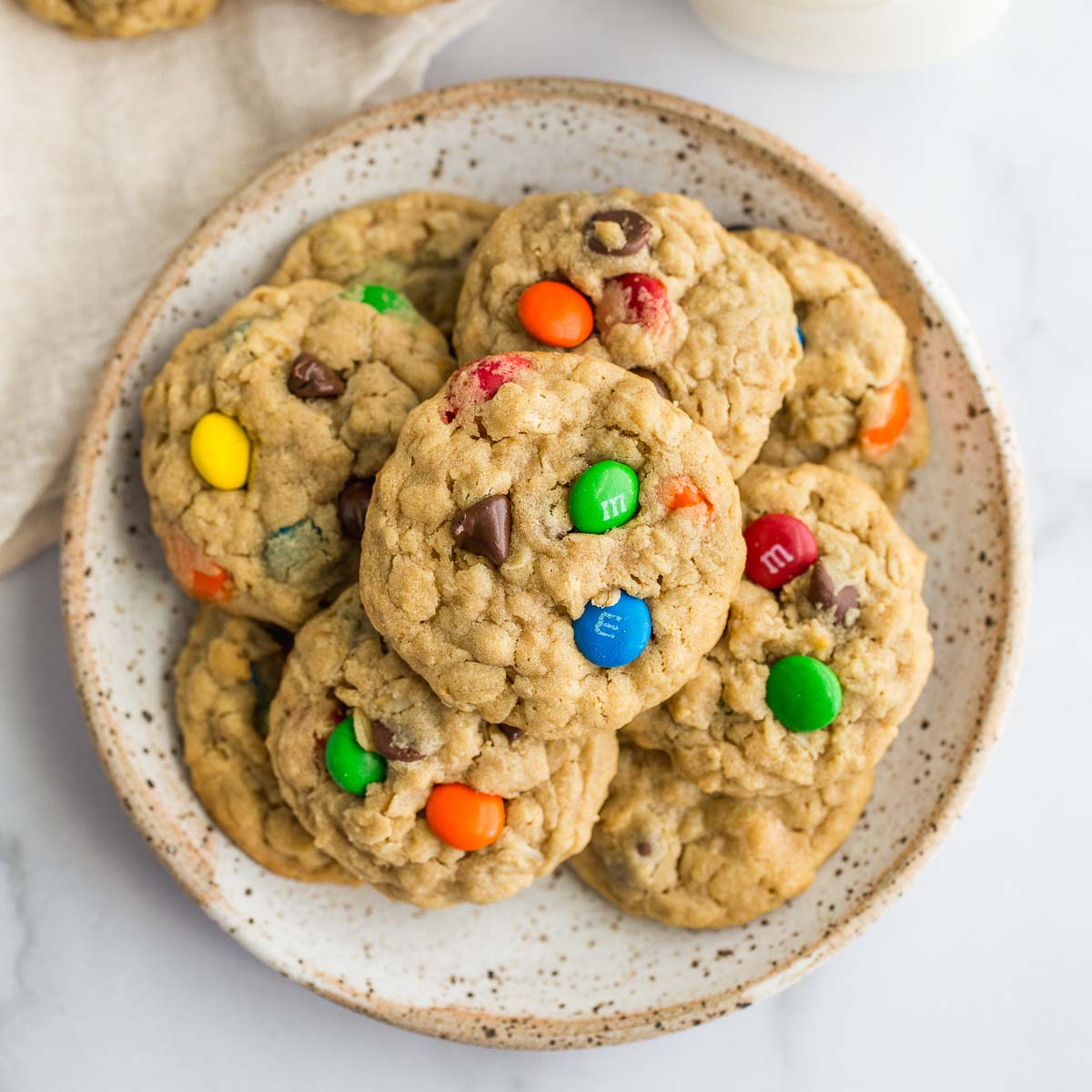 Image result for monster cookies