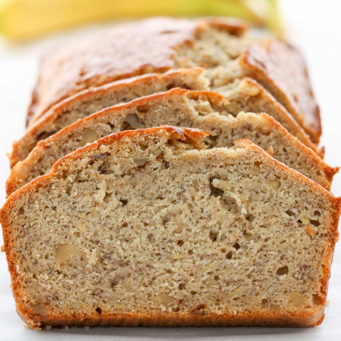 banana bread recipe recipes moist serpentine front nut classic bake easy cake antique dressers pumpkin