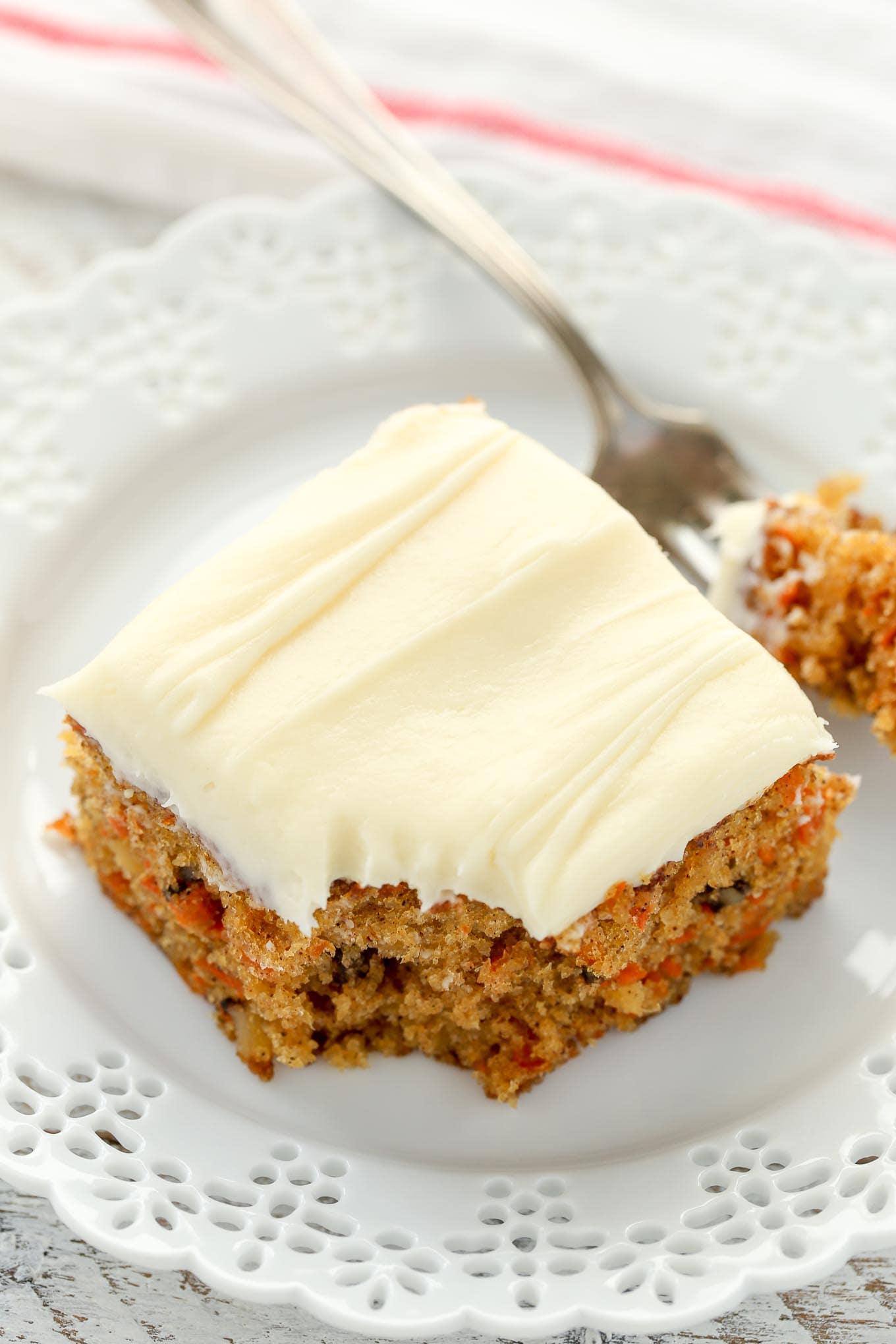 Better Homes Carrot Cake Recipe
