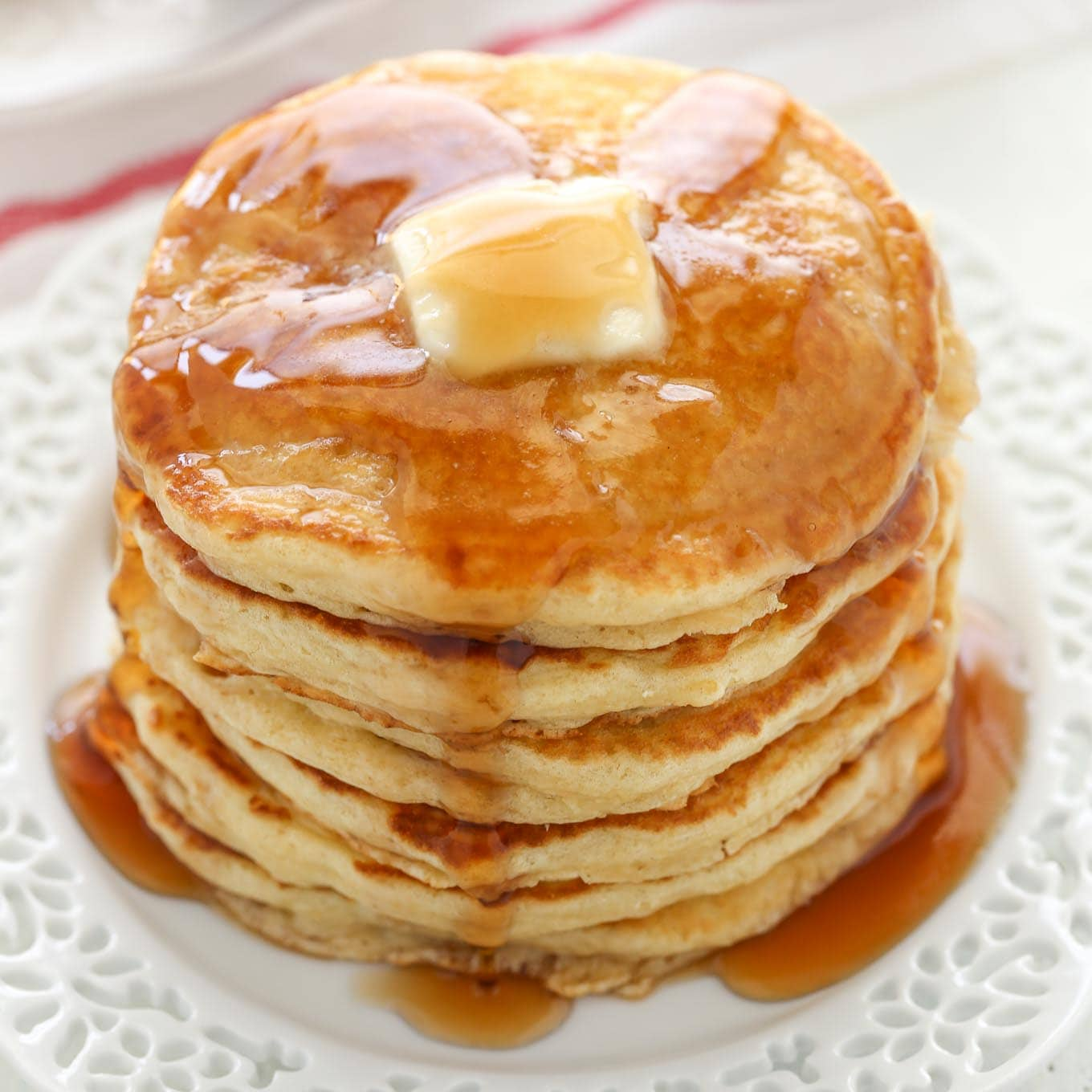 buttermilk pancakes live well bake often