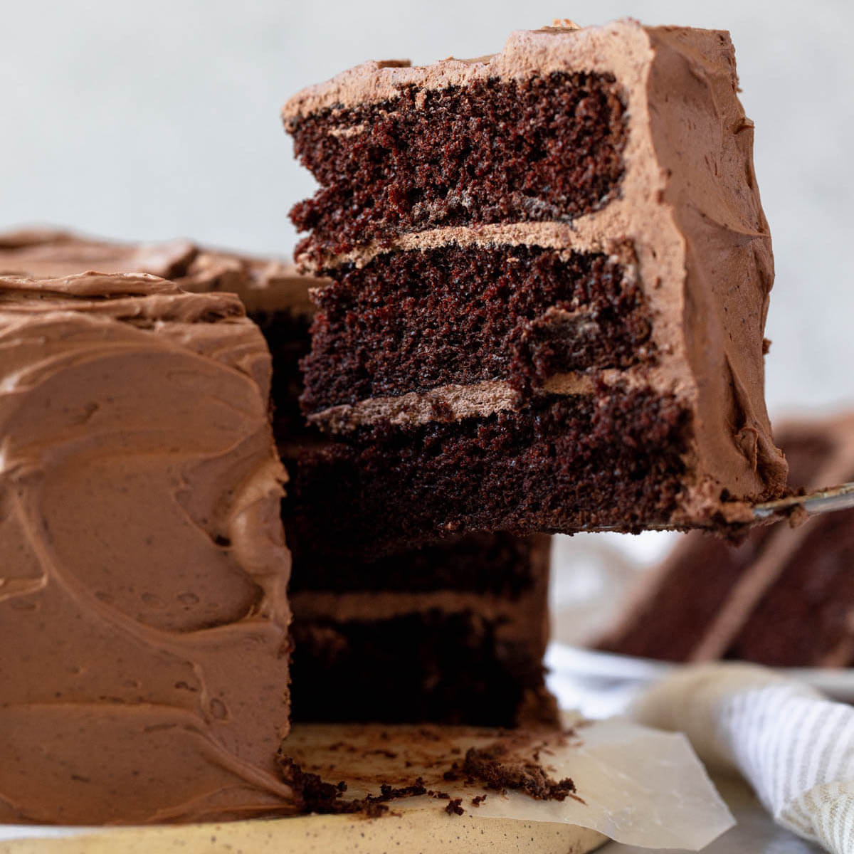 The Best Chocolate Cake Live Well Bake Often