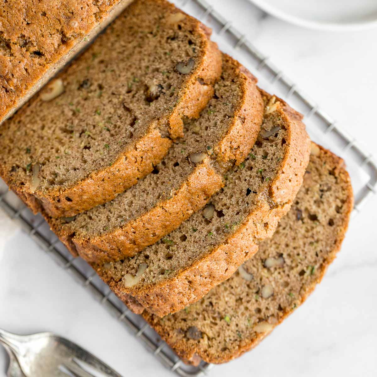 Classic Zucchini Bread Recipe Best Ever Live Well Bake Often