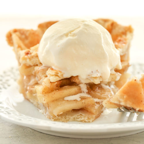 Classic Apple Pie Live Well Bake Often