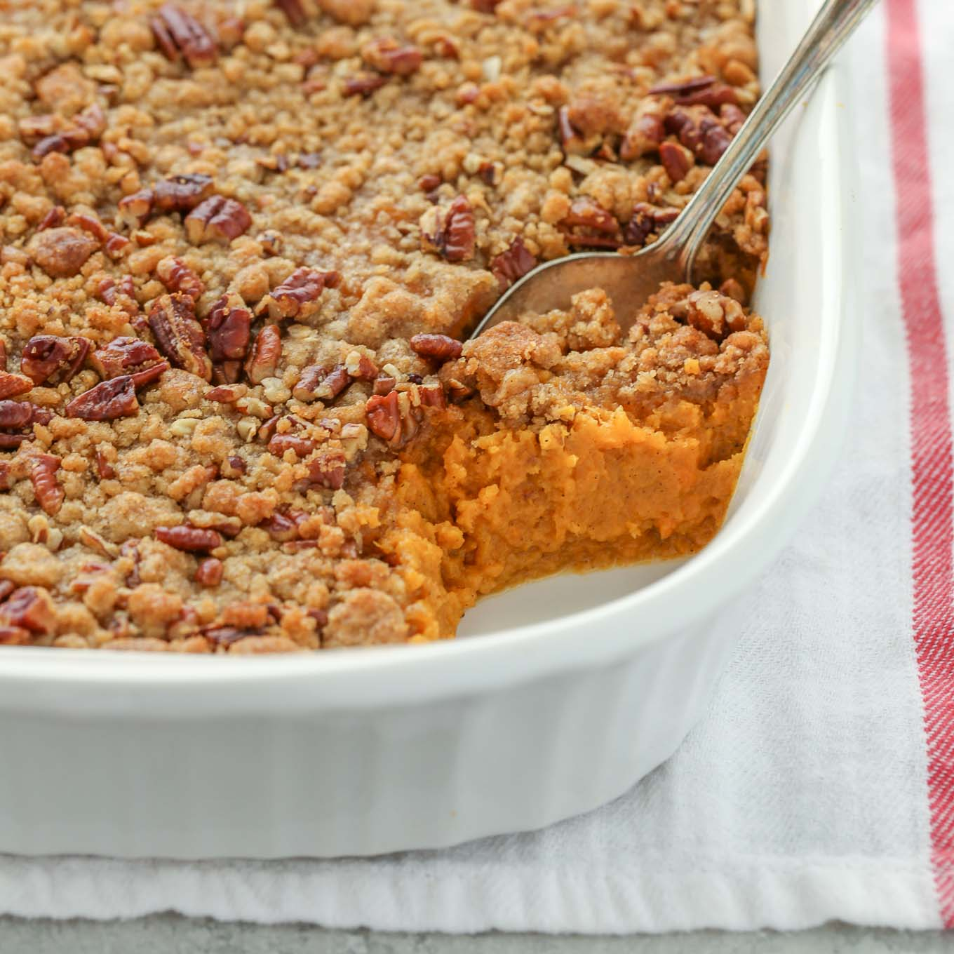 Sweet Potato Casserole Live Well Bake Often