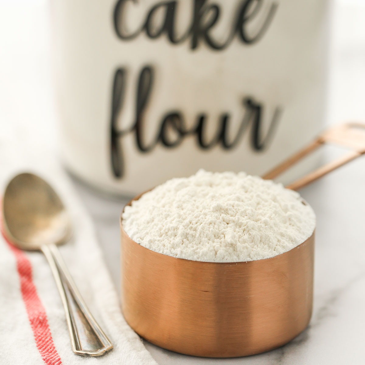Homemade Cake Flour Substitute Live Well Bake Often