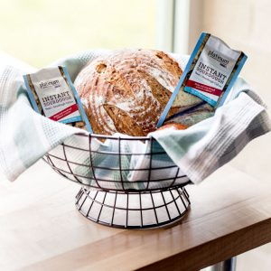 Sourdough It Up With Red Star