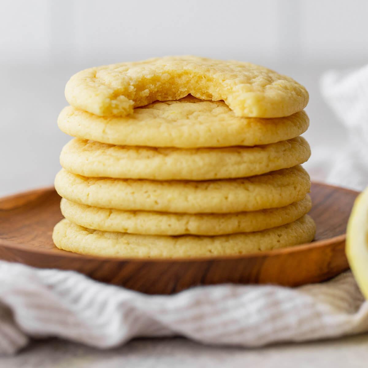 Ricetta Lemon Cookies.The Best Lemon Cookies Live Well Bake Often