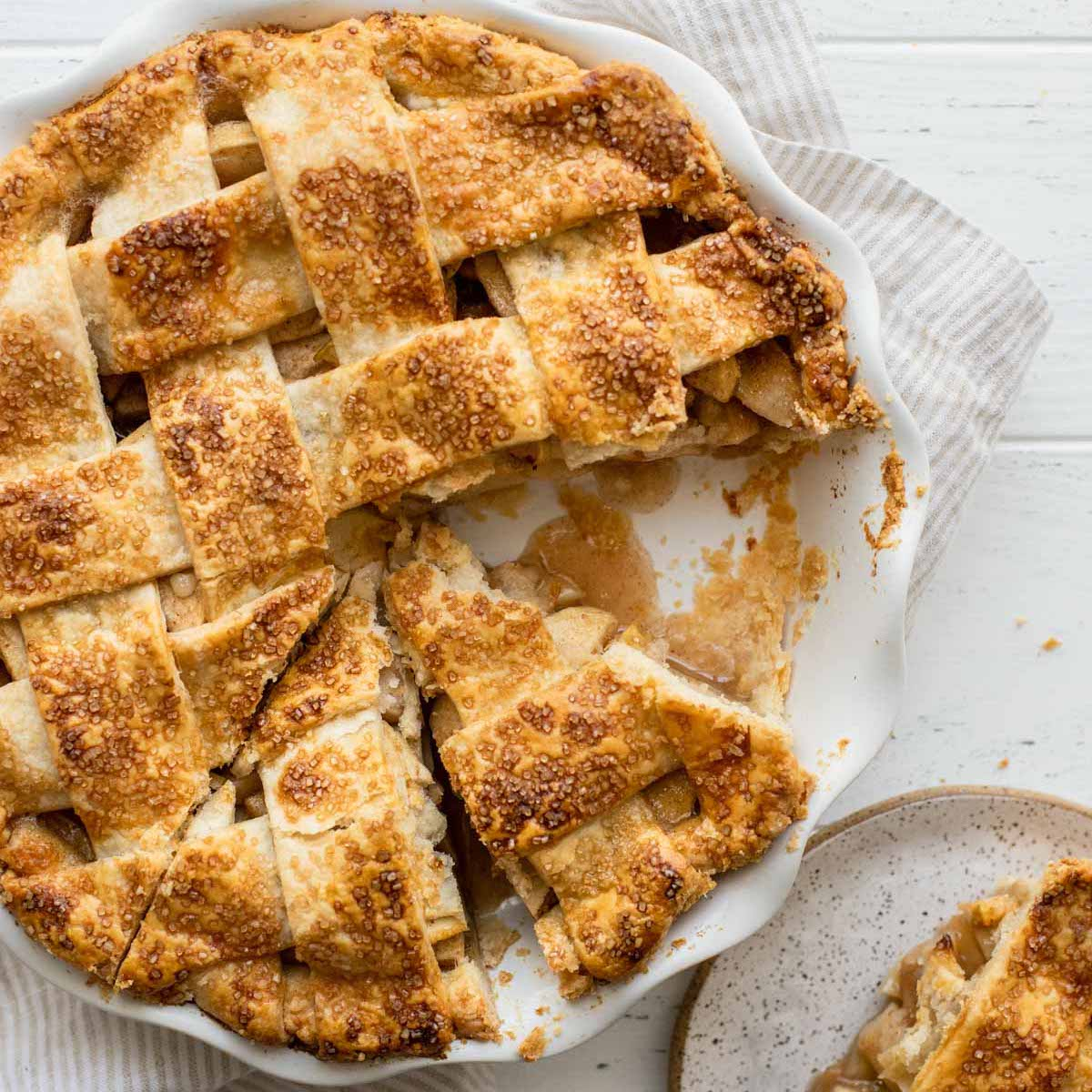 Apple Pie Recipe The Best Live Well Bake Often