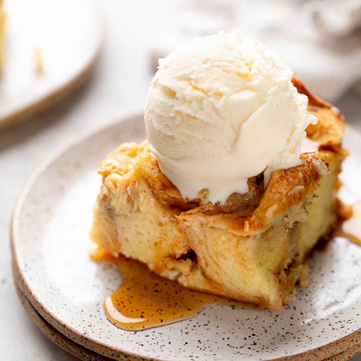 Grandma S Bread Pudding Recipe Live Well Bake Often