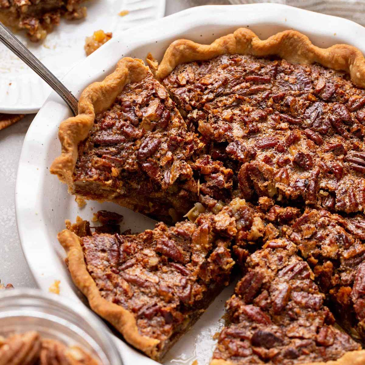 Pecan Pie Recipe Live Well Bake Often