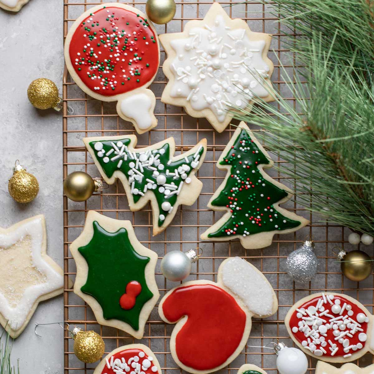 Cut Out Sugar Cookie Recipe Live Well Bake Often